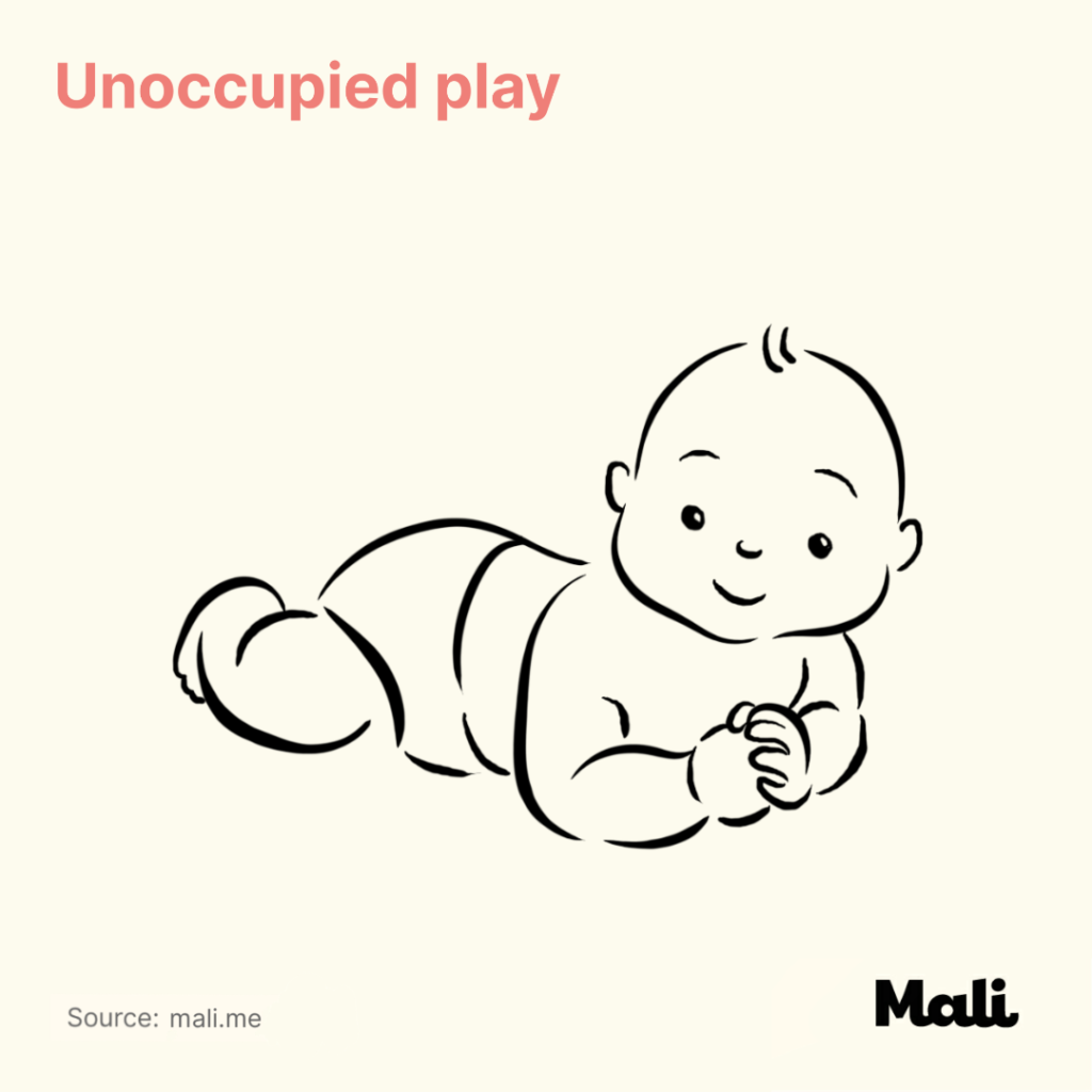 5 Critical stages of play early childhood unoccupied play by Mali
