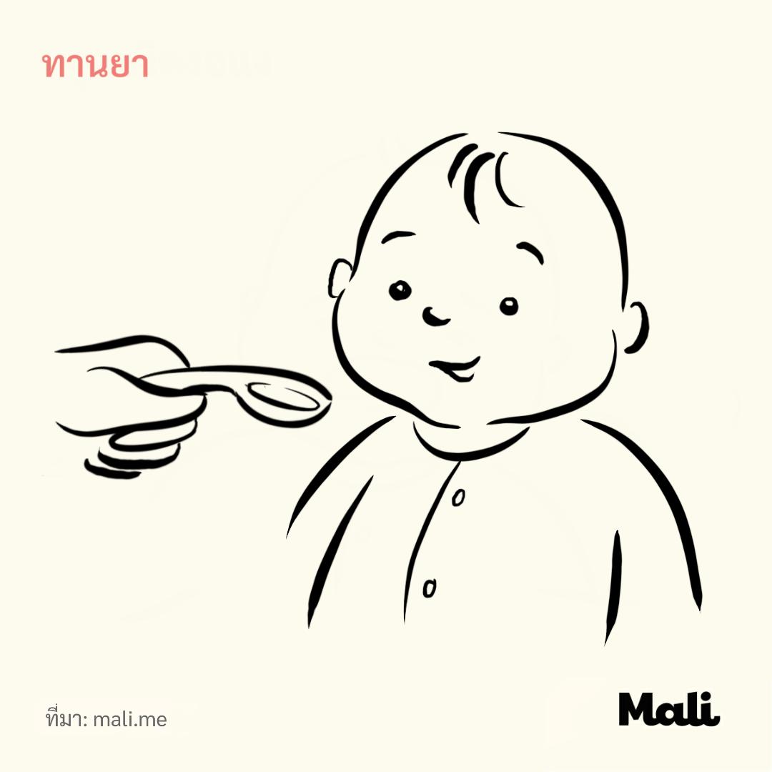 ทานยา_5 วิธีบรรเทาอาการปวดที่เกี่ยวกับฟัน by Mali