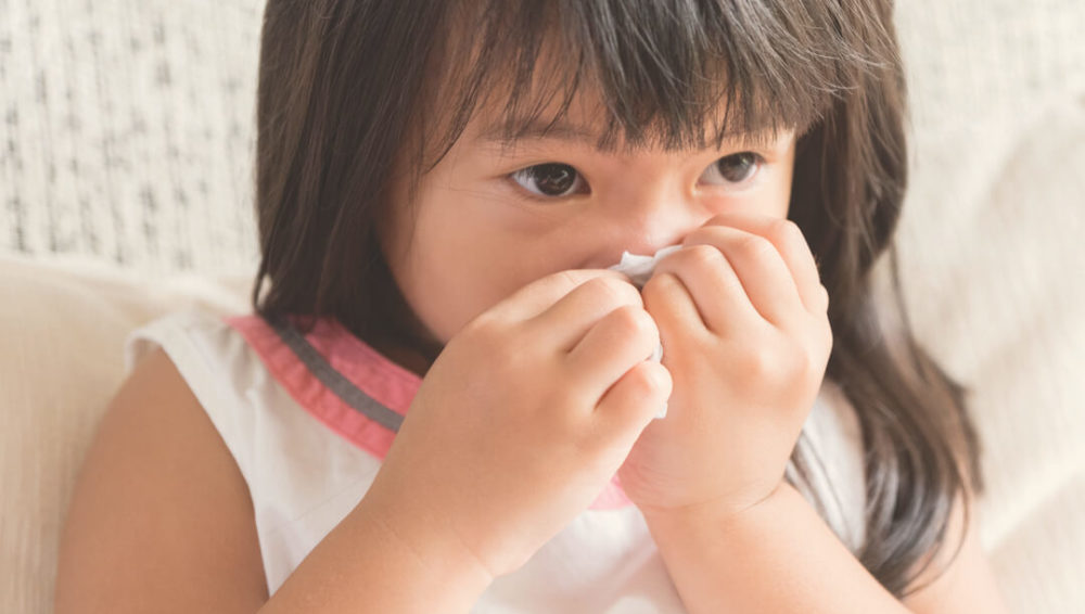 The rising rates of allergic reactions
