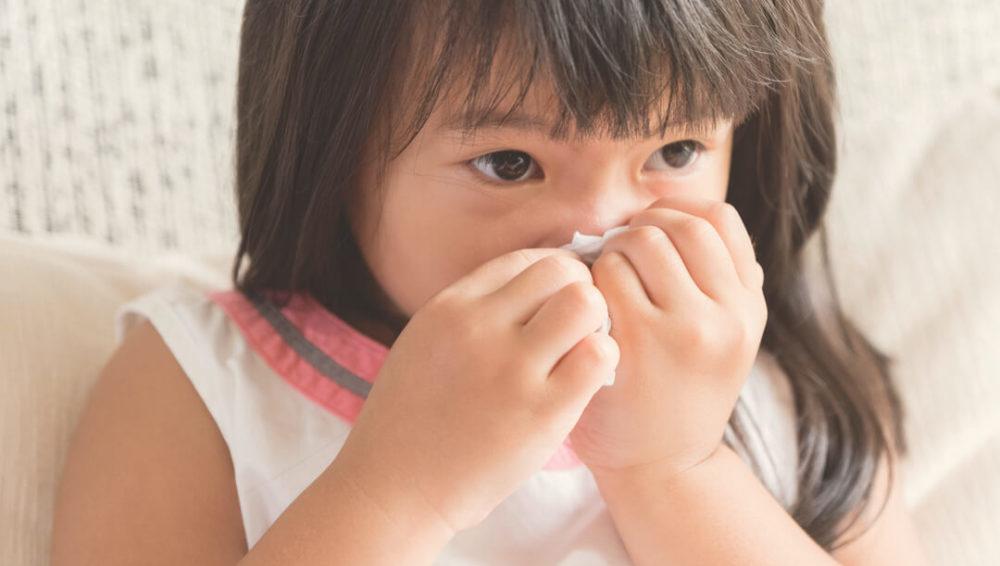 โรคภูมิแพ้ในวัยเด็ก