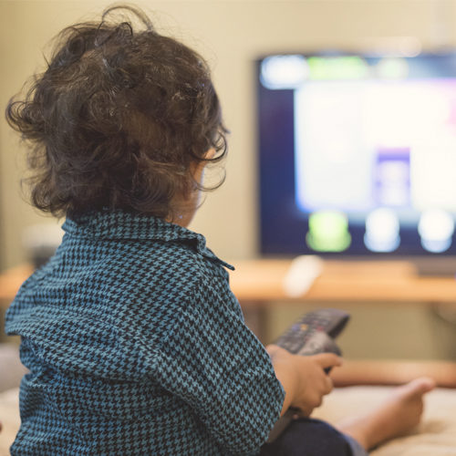 How screen time hinders child development