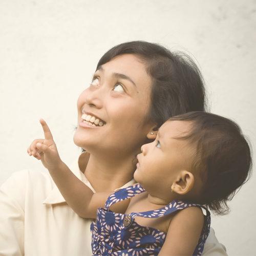 วิธีช่วยให้ลูกพัฒนาสายตาได้อย่างสมบูรณ์แบบ