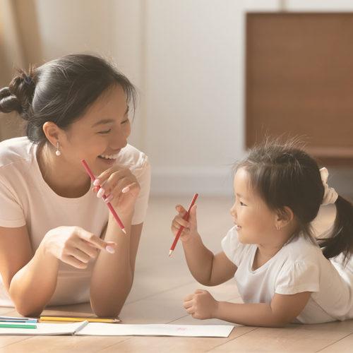 7 เทคนิคการเลี้ยงลูกที่ได้ผล