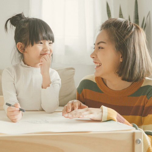 Why children learn from people they love