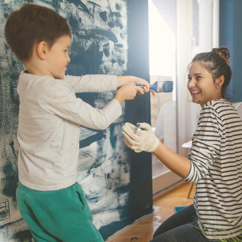 Why your wall paint can damage your child's brain.