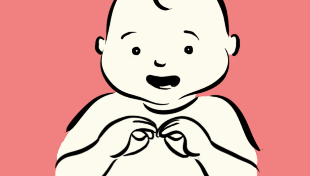 A guide to teaching your baby sign language