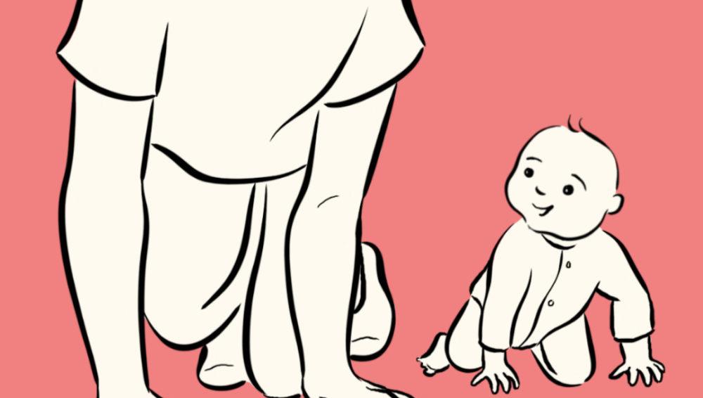 5 วิธี ช่วยกระตุ้นให้ลูกคลาน