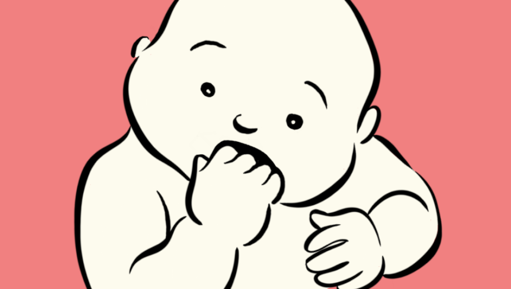6 ways to find out if a baby is sick or teething