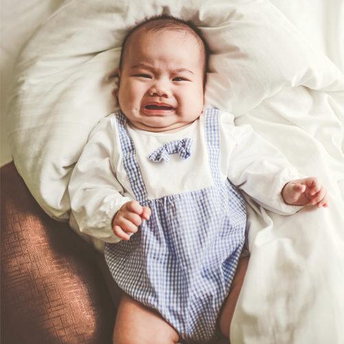 อาการท้องผูกในทารก