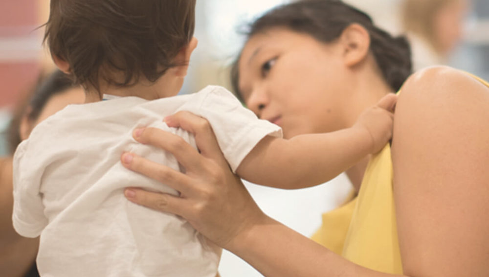 แชร์ประสบการณ์ตั้งครรภ์ของคุณแม่มือใหม่ – คุณแม่ไหล