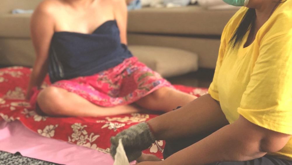 Yu-Fai: the Thai way of healing after birth