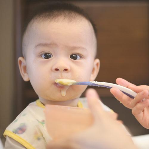 ปกป้องลูกน้อยจากอาหารเป็นพิษ