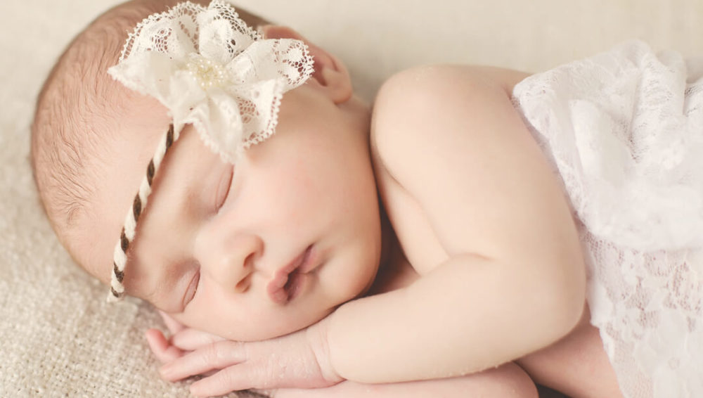 Most Popular Baby Name for Girl
