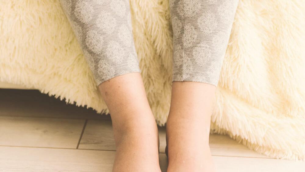 เท้าบวมตอนท้อง อาการบวมแบบไหนที่เป็นสัญญาณอันตราย?